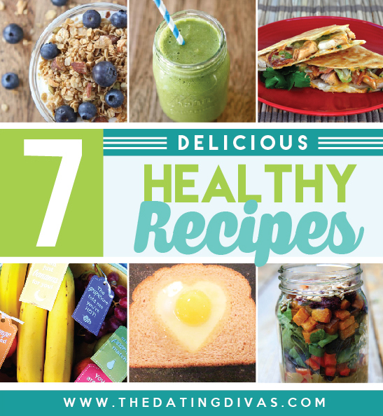 Easy delicious healthy recipes