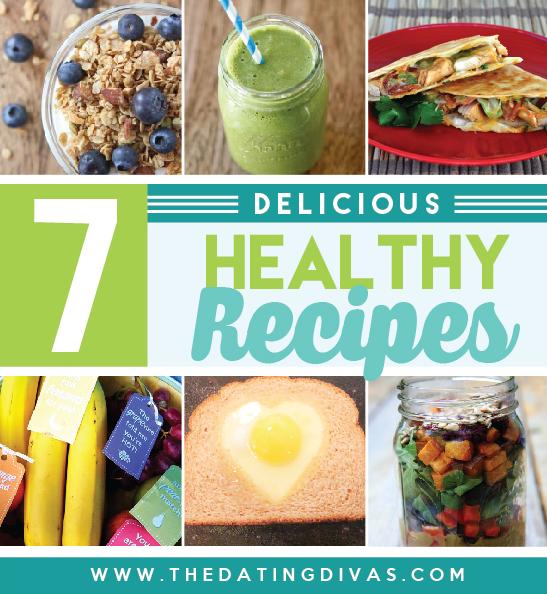 Easy delicious healthy recipes