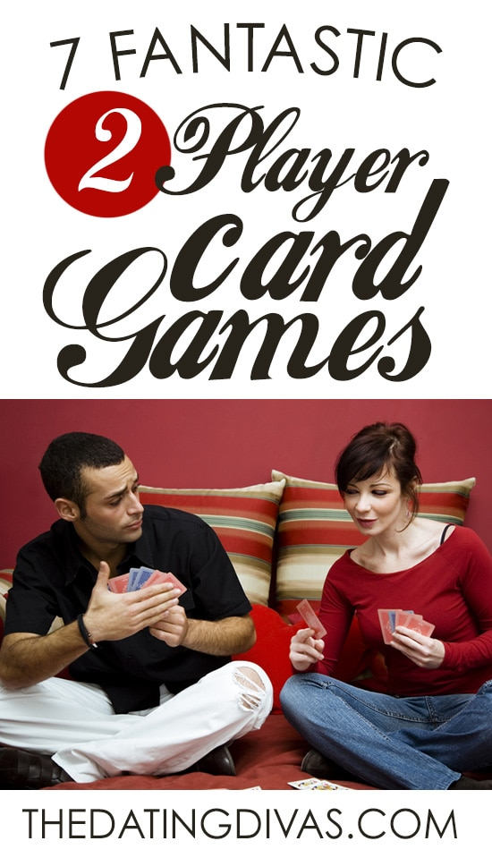 2 Player Games: Card Games for Date Night