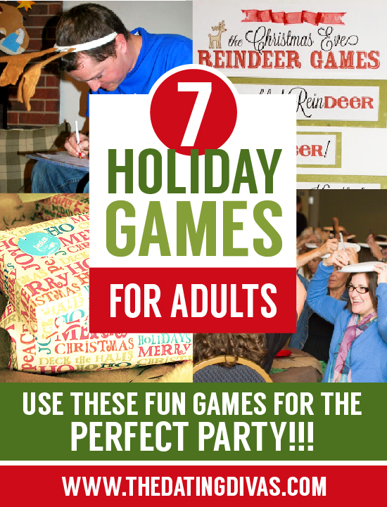 50 amazing holiday party games the dating divas for Fun parties for adults