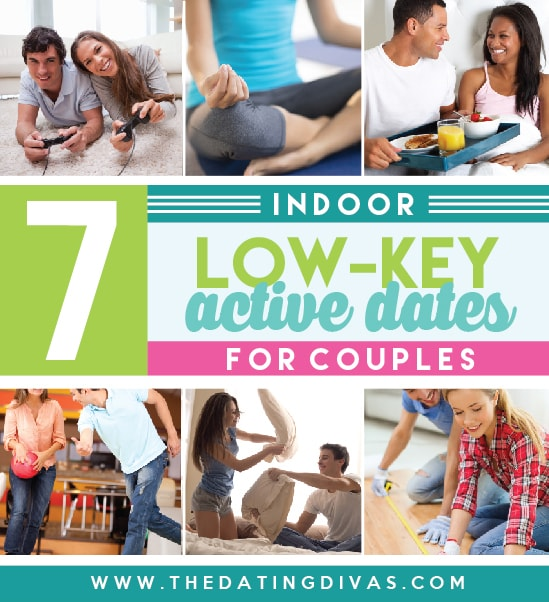 Relaxing indoor dates for couples