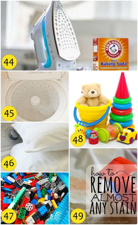 Spring Cleaning Tips for the Laundry Room