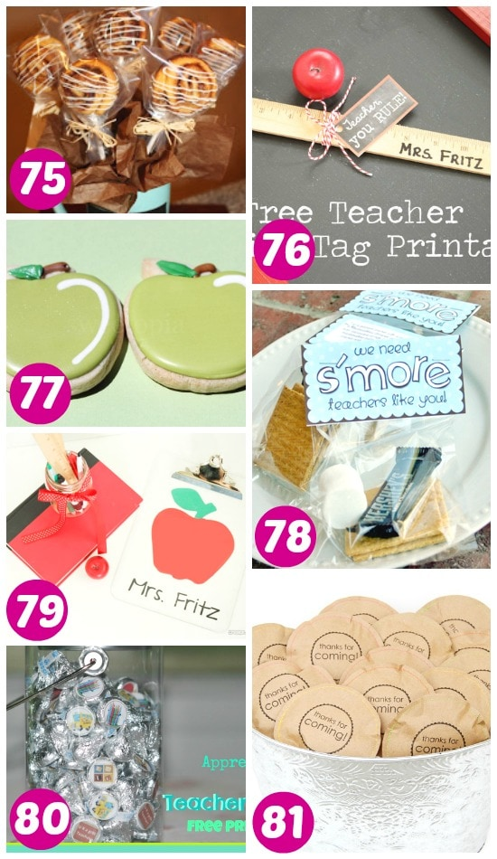 75-81 ways to say thank you to teachers