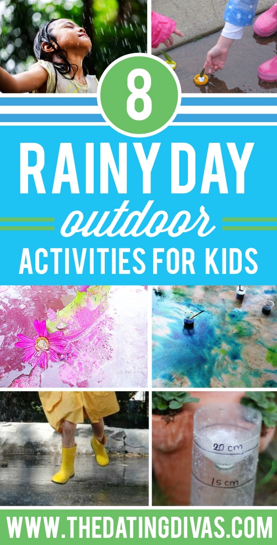 Outdoor Things to Do On a Rainy Day