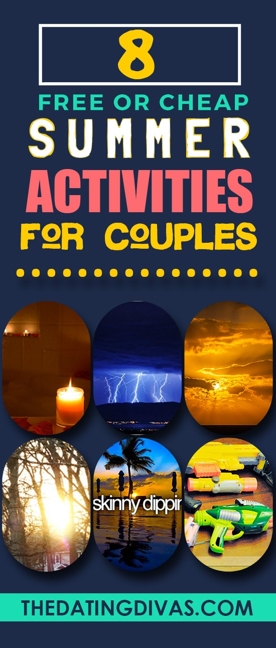 Fun Summer Activities for Couples