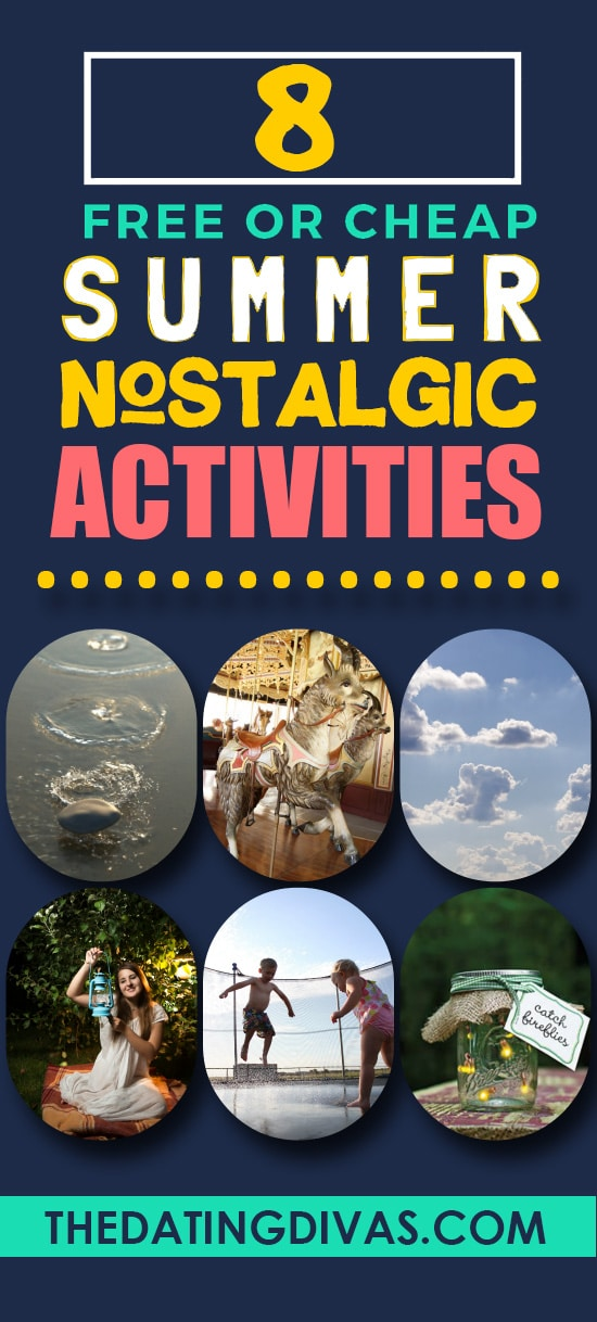 Fantastic Nostalgic Summer Activities