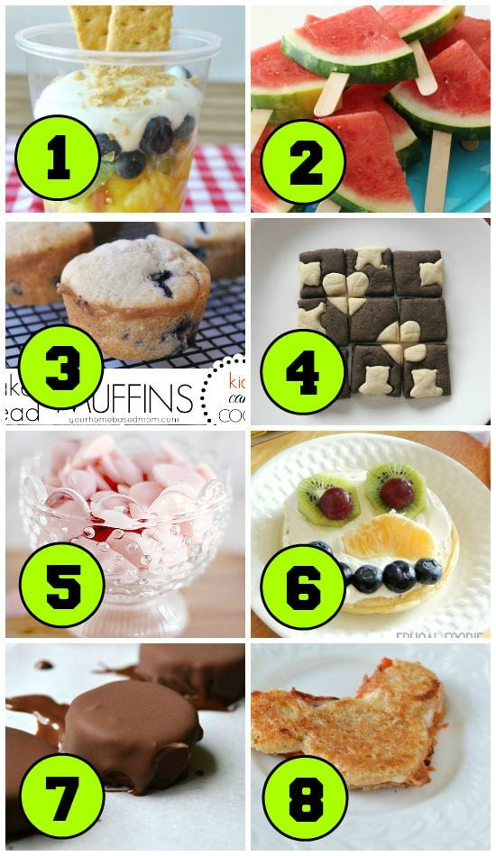 80 Yummy After School Food Ideas