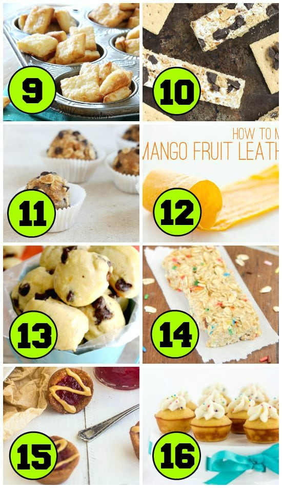 80 Fantastic Food Ideas