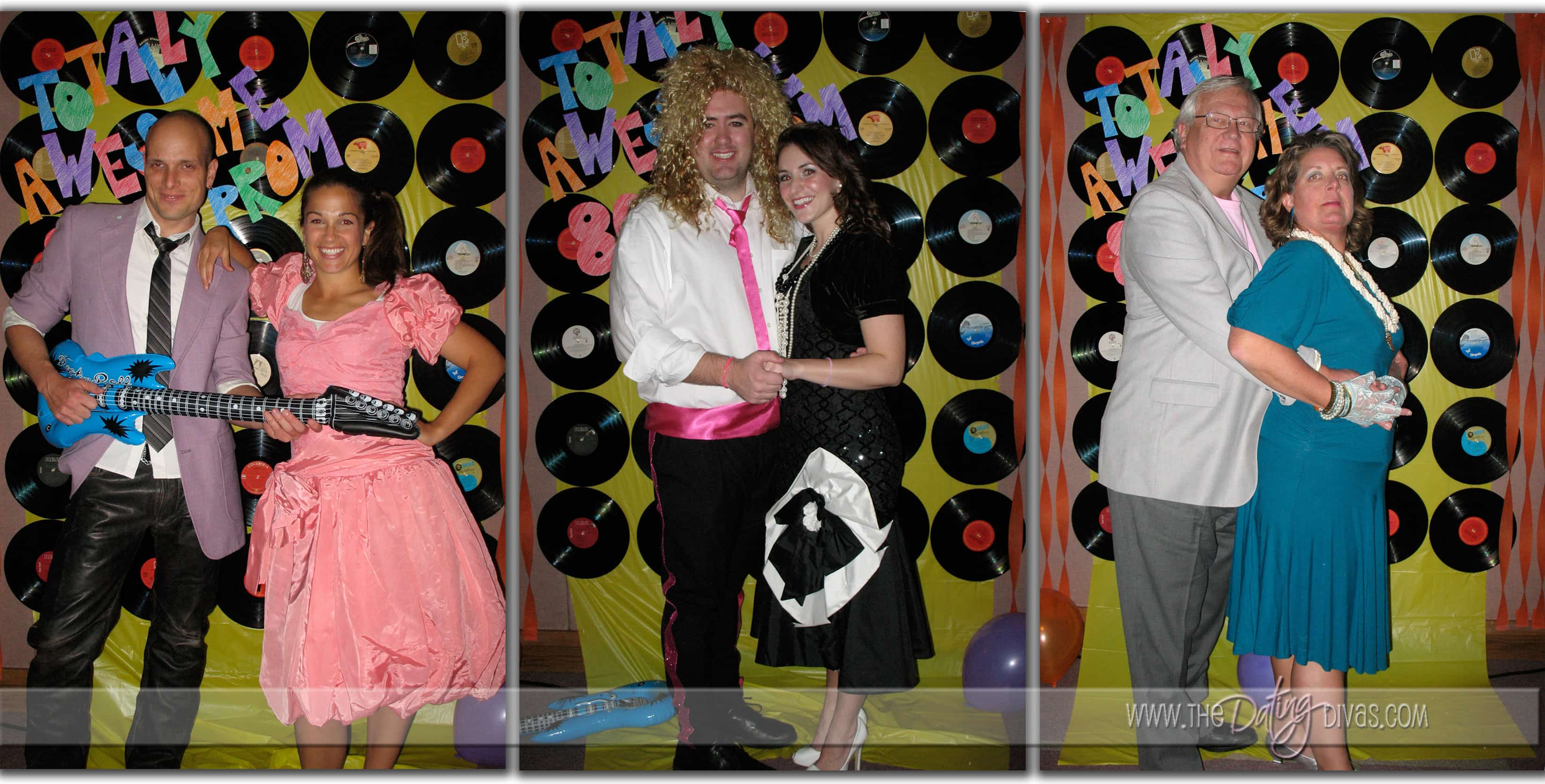 Totally awesome 80 39 s prom for 1980s decoration