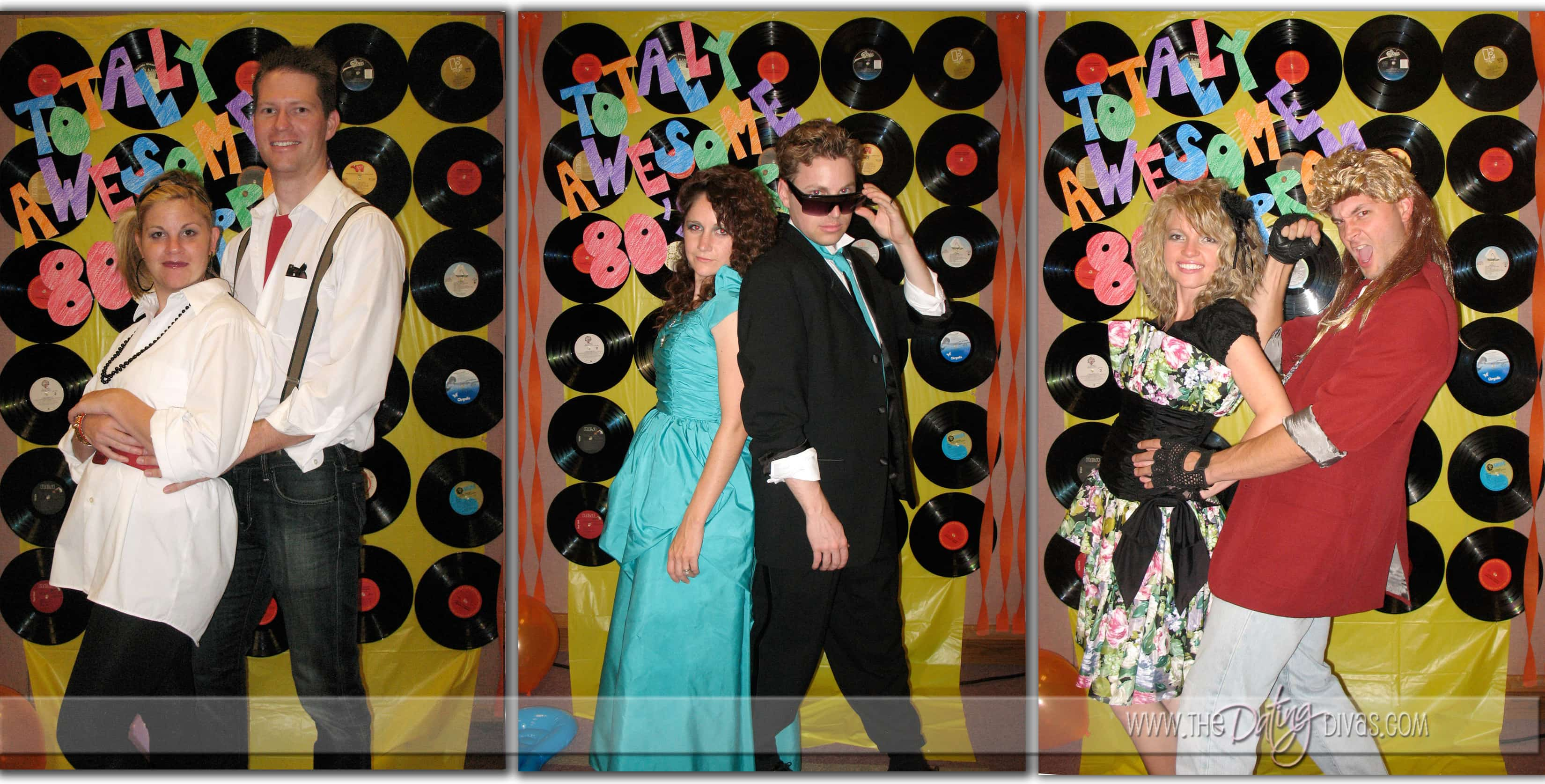 Totally Awesome 80 S Prom