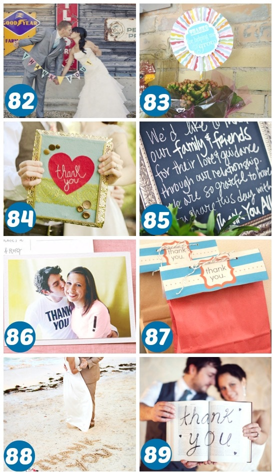82-89 ways to say thank you for special occasions