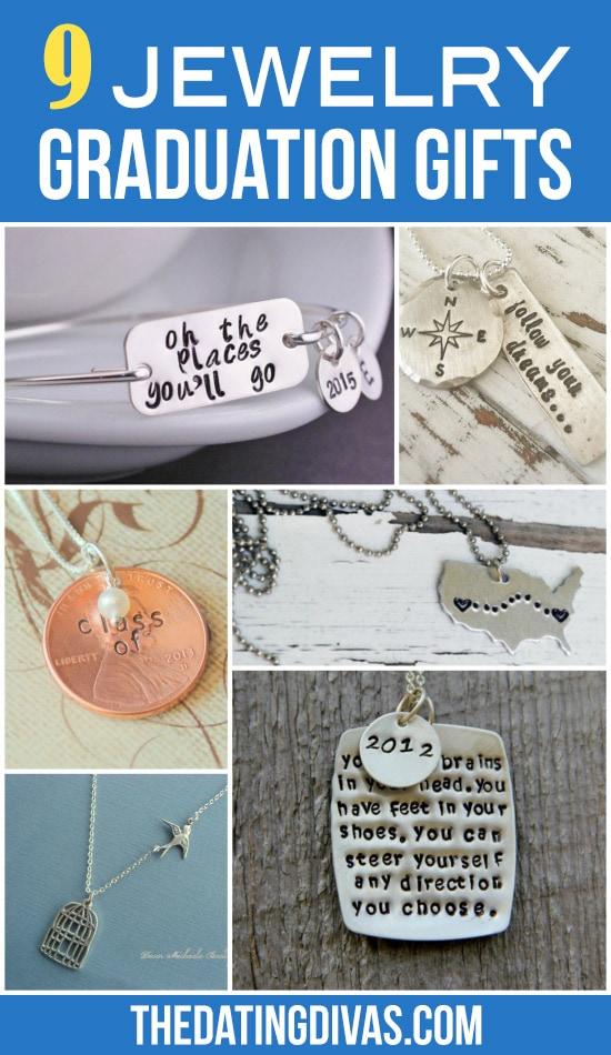 9 Jewelry Graduation Gifts