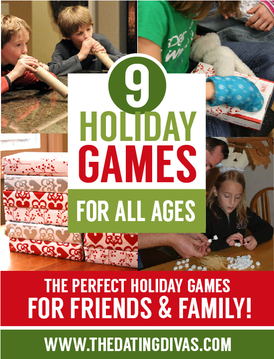 9 holiday games for all ages!