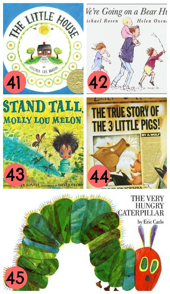 9- top books for every baby
