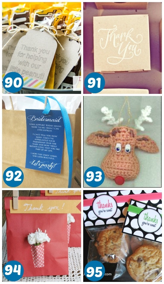 90-95 ways to say thank you for special occasions