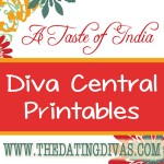 India Themed Date Night Printables
