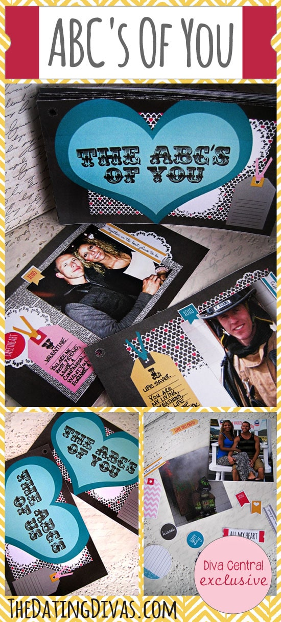 ABCs of You Photo Book