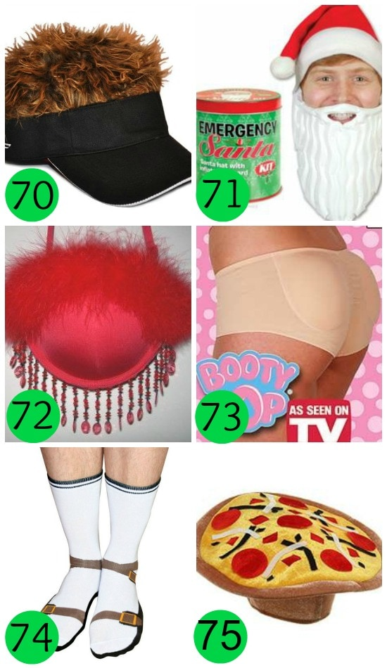 Gag Gift Ideas Accessories