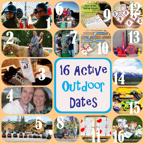 active outdoors dating Our itineraries are active and adventurous, and our experiences are open- minded select from a range of dates, departure cities, and different types of trips.