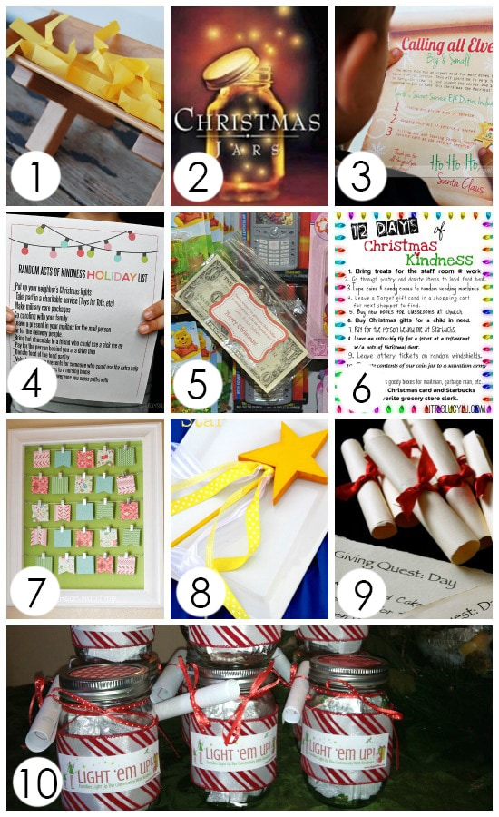 Fun Ideas for Acts of Christmas Kindness