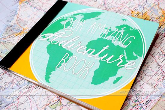 Adventure Memory Book