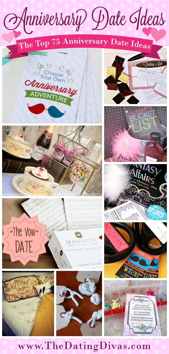 Second anniversary date ideas
