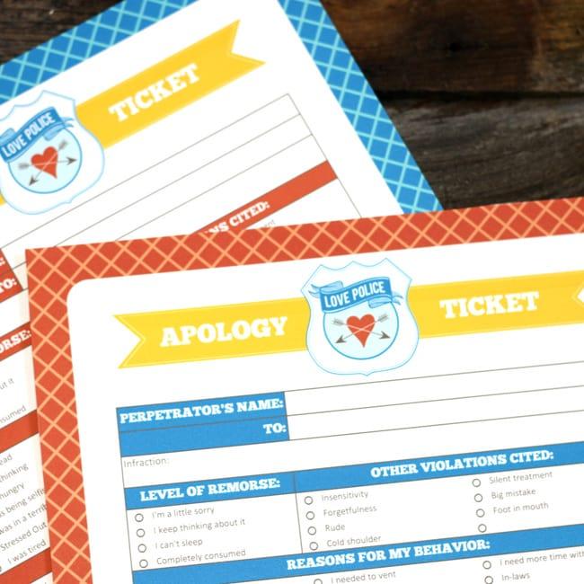 Dating divas parking ticket