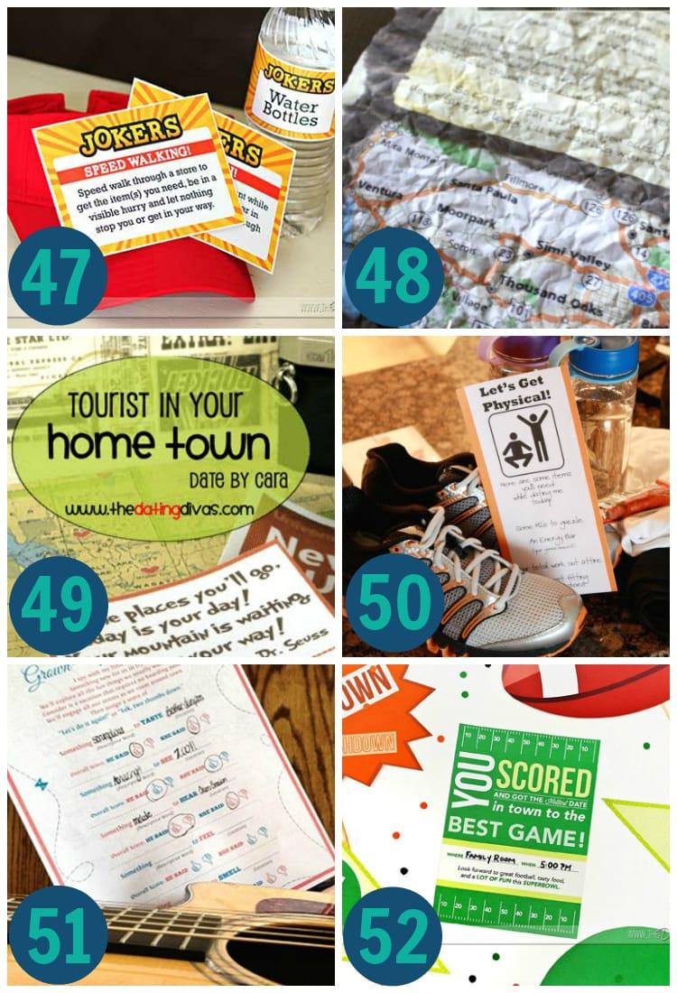 Boredom Buster Ideas: Around Town