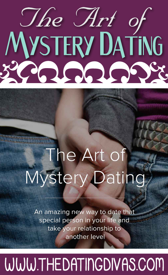The Art of Mystery Dating Book is my absolute favorite to spice up dating my hubby!