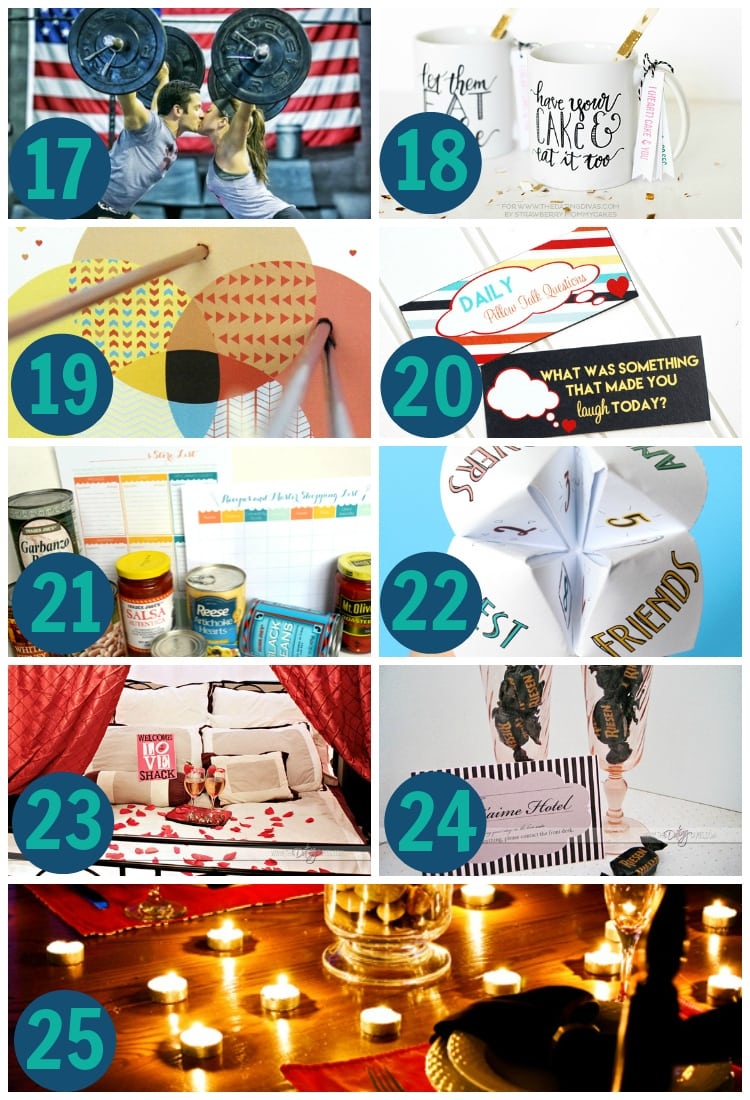 Boredom Buster Ideas for Couples at Home