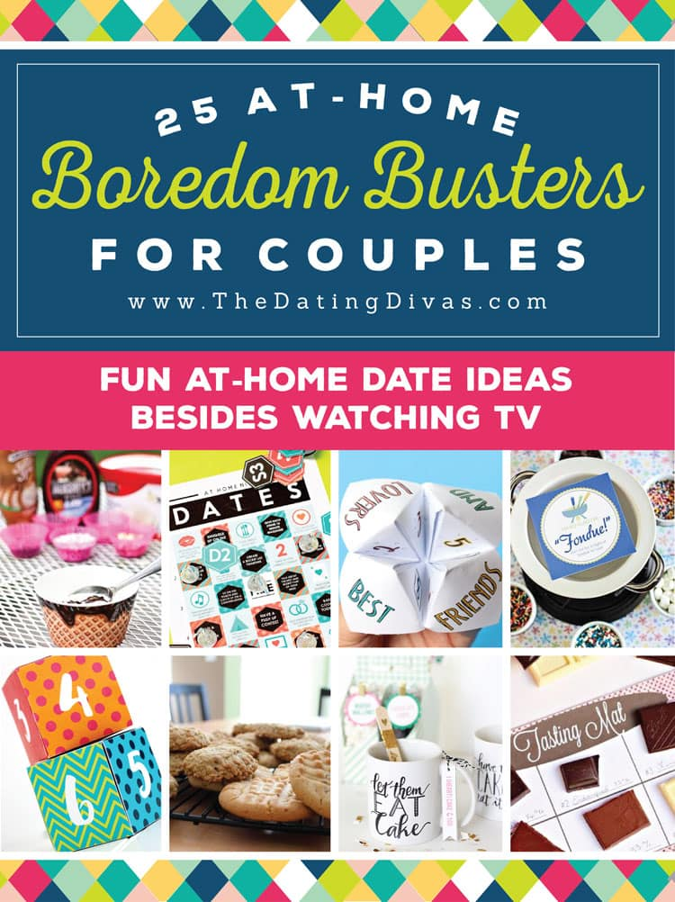 At Home Couples Boredom Busters