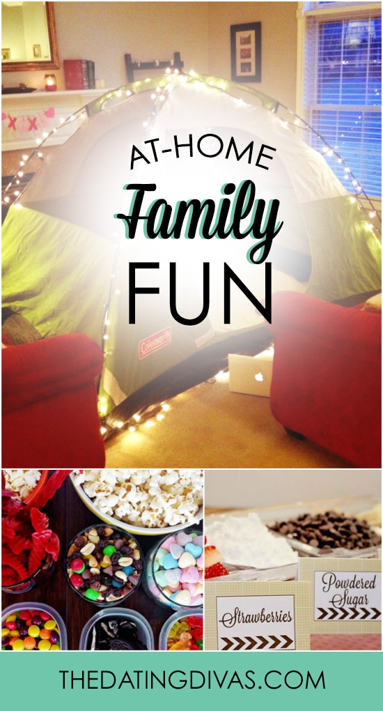At-Home Family Fun