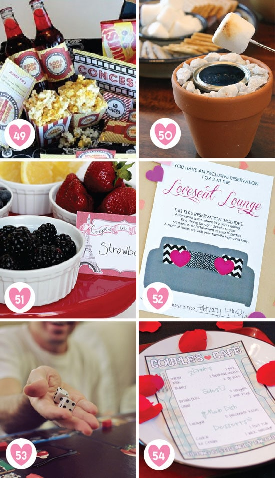 Romantic Date Ideas For An At Home Valentine's Day Date