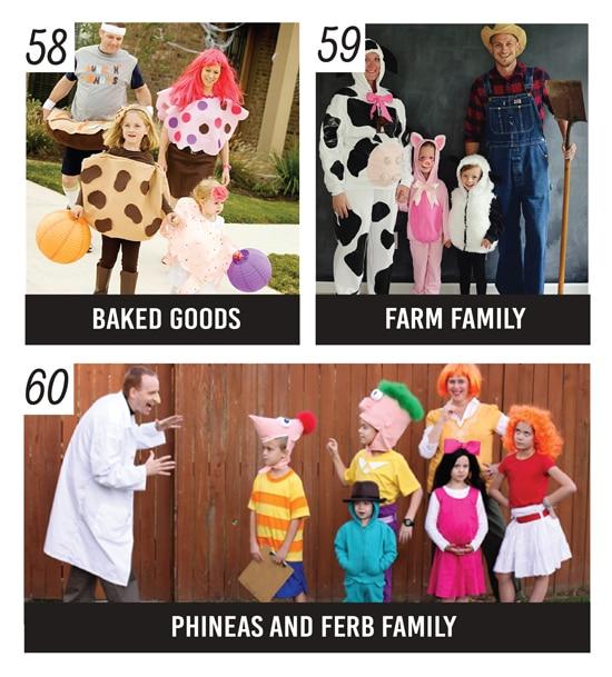 Award Winning Family Costume Ideas