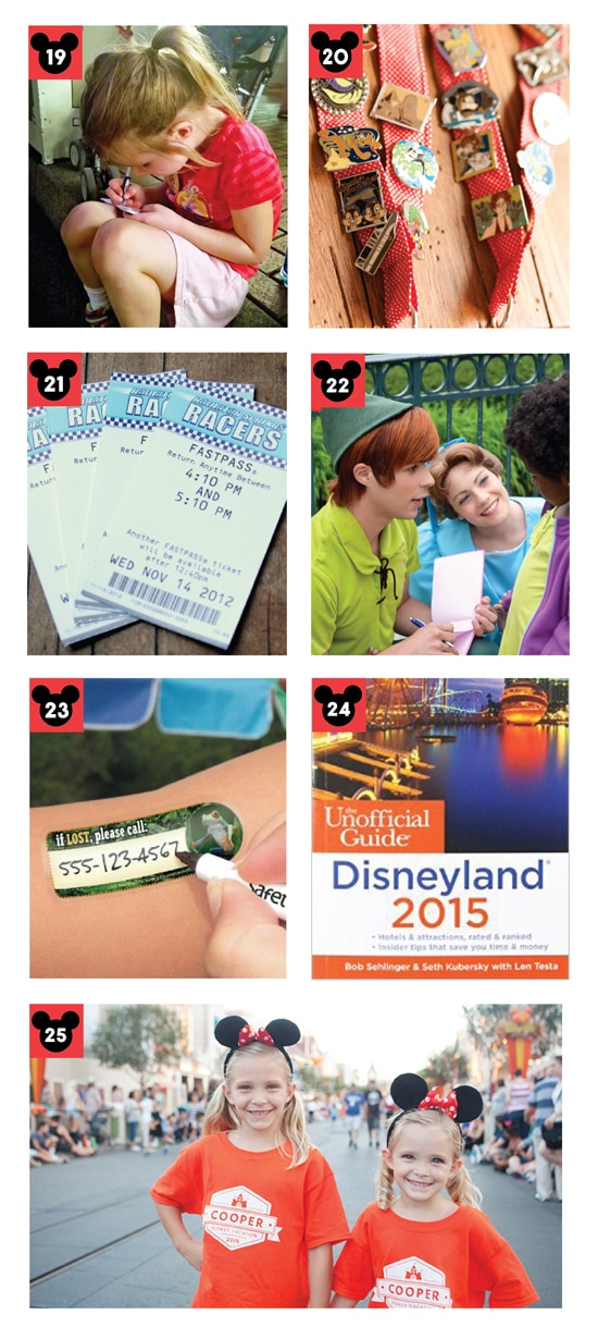 Awesome Disney Travel Tips