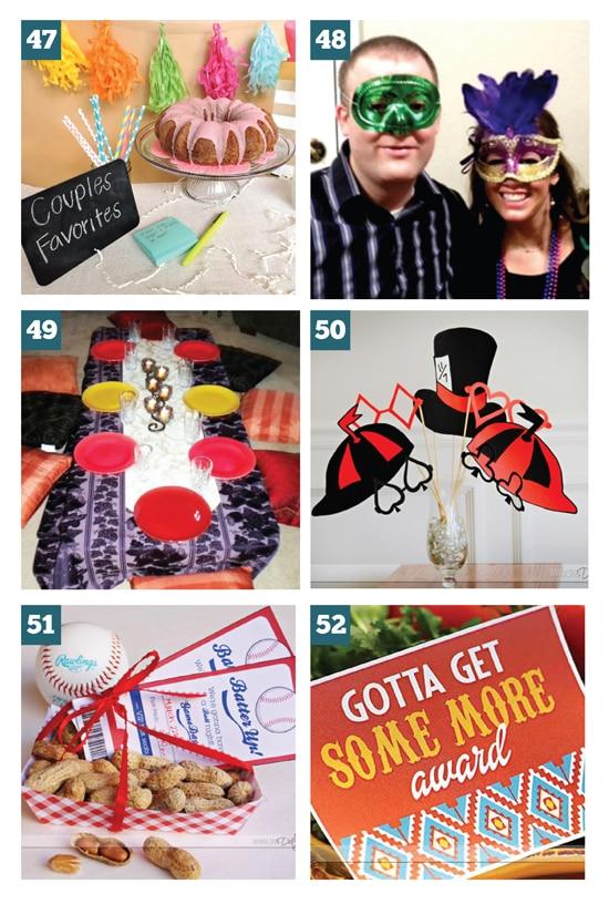 Fabulous Themed Group Date Ideas