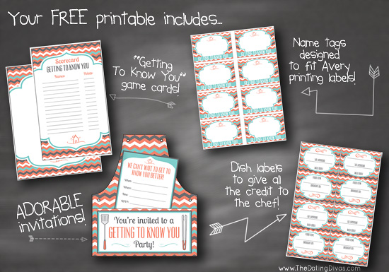 12 Free Printables For Summer