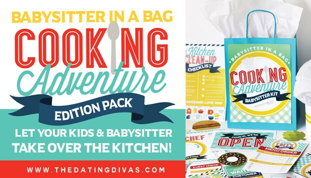 Babysitter Activities for Kids: Cooking Edition