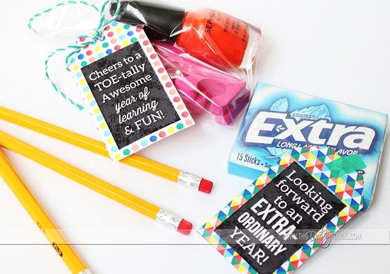 Back to School Ideas Gifts