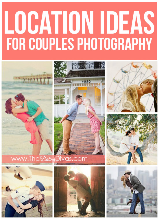 Dating divas couple photography