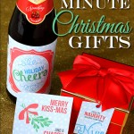 3 Last Minute Christmas Gifts