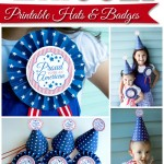 Protected: 4th of July Badges & Hats