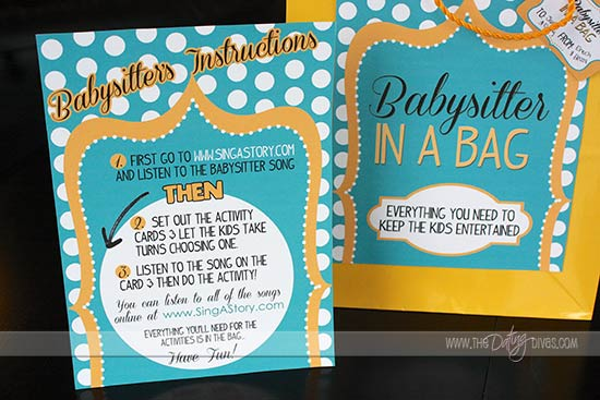 babysitter ads ideas