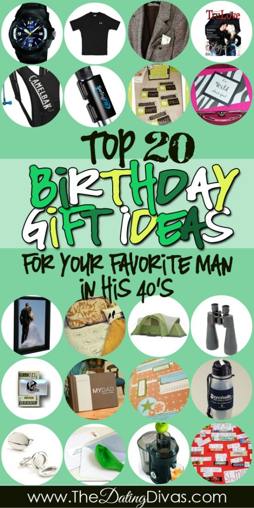 what to get a guy your dating for his birthday