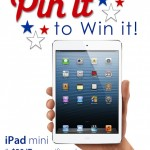 Celebrate Summer – iPad Mini Giveaway