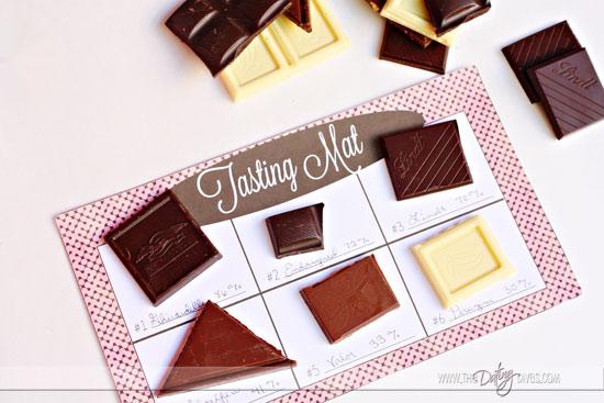 Becca-ChocolateTasting-mat