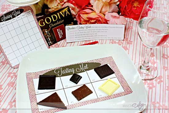 Becca-ChocolateTasting