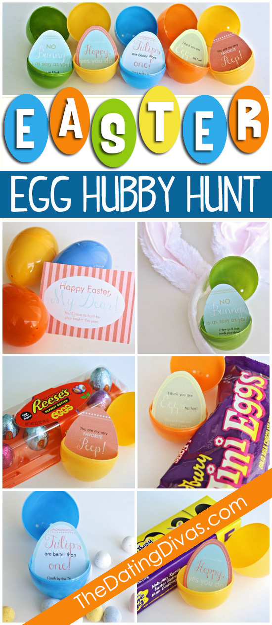 Easter egg hubby hunt negle Choice Image