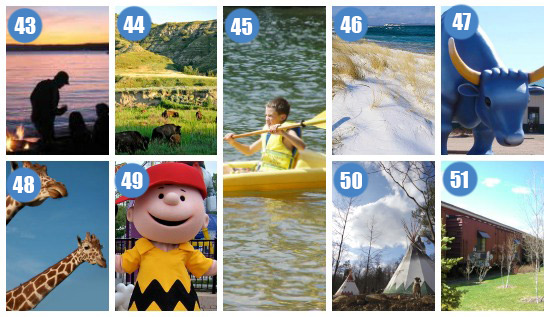 Best Family Vacation Spots in the Midwest