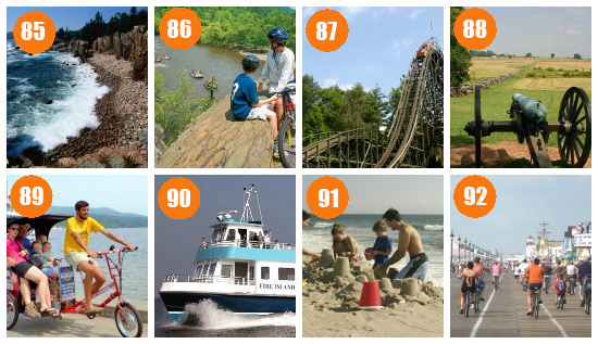Best Family Vacation Spots in the Northeast